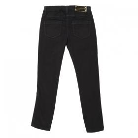 5c07f240809 ... LITTLE MARC JACOBS еластичен панталон в цвят мастило