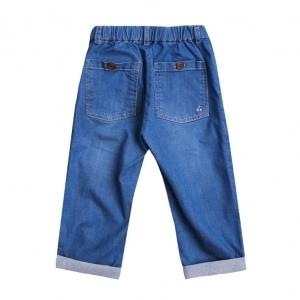 453d849cb79 BONPOINT сини дънки с ластична талия BONPOINT сини дънки с ластична талия